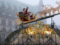 Hamburger-Weihnachtsmarkt