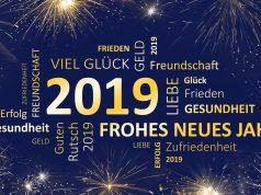 Neujahr 2019