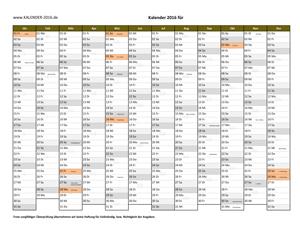 Kalender 2019 Excel Vorlagen Kostenlos